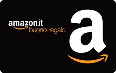 Buoni regali Amazon venduti da Clipper